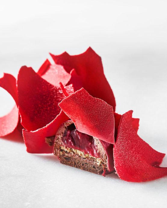 Pastel gourmet La Rosa.