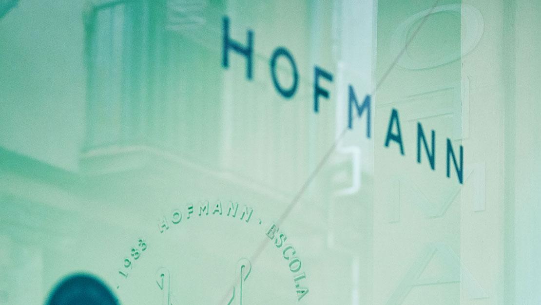 Tienda de la pastelería Hofmann en Barcelona.